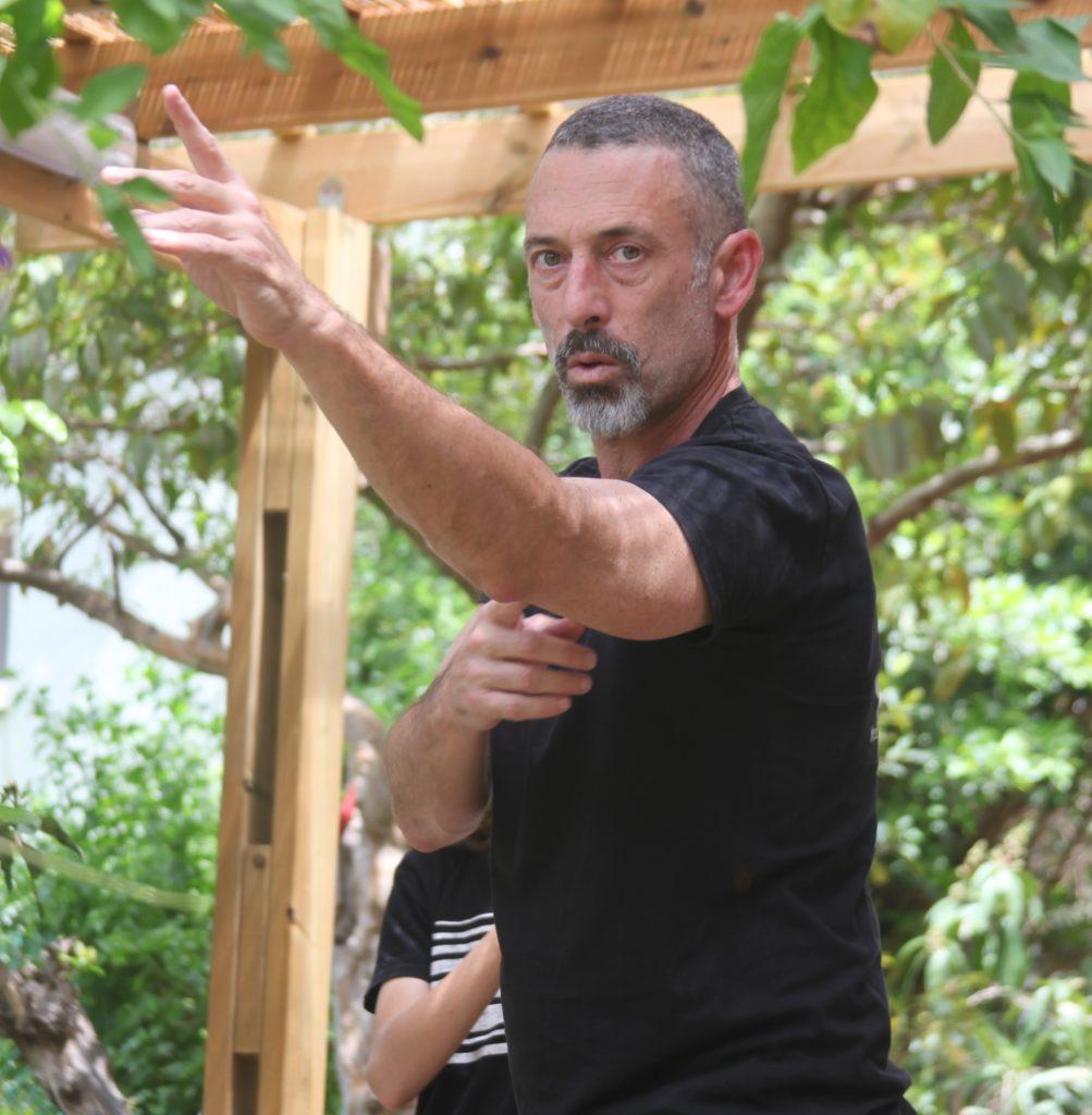 אמיר פרלמן מורה לטאי צ׳י